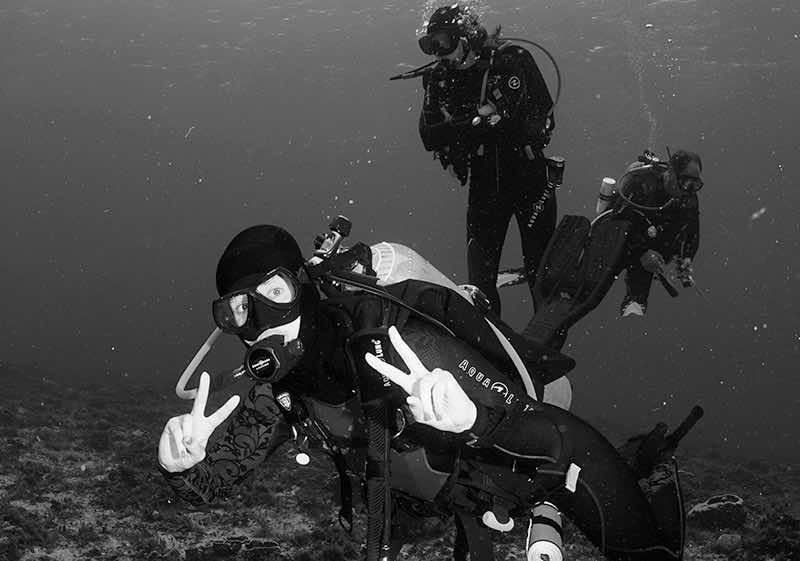 Top quality scuba equipment rentals