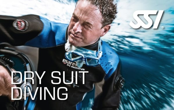 Dry Suit Diving specialty program
