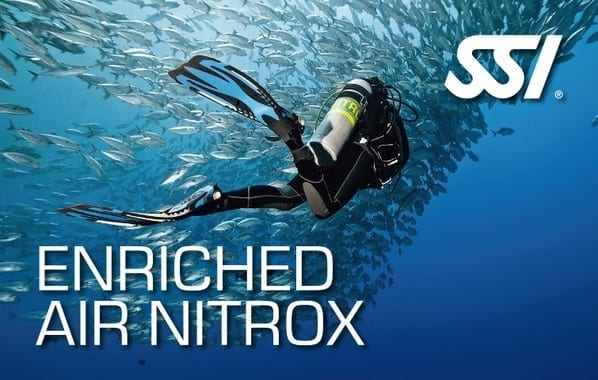 Get certified in the Enriched Air Nitrox dive specialty