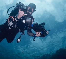 Learn scuba and dive with Deb