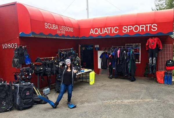 aqs-Don't miss Aquatic Sports sidewalk sales