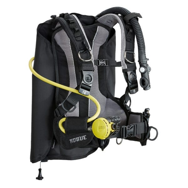 "The Rogue BCD by Aqua Lung with the revolutionary ""ModLock"" patent pending system"