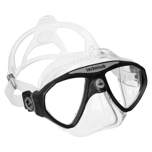 Try the ever-ready Micromask Technisub by Aqua Lung