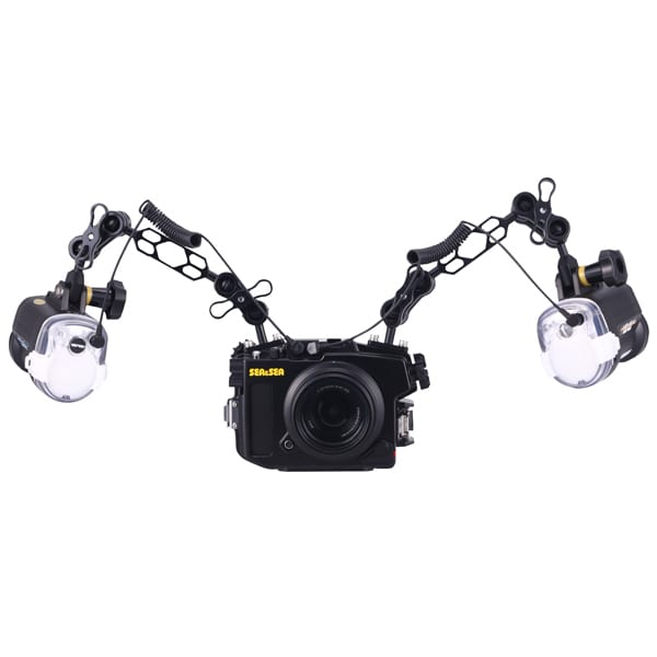 Underwater SLR photography with Sea & Sea Housing