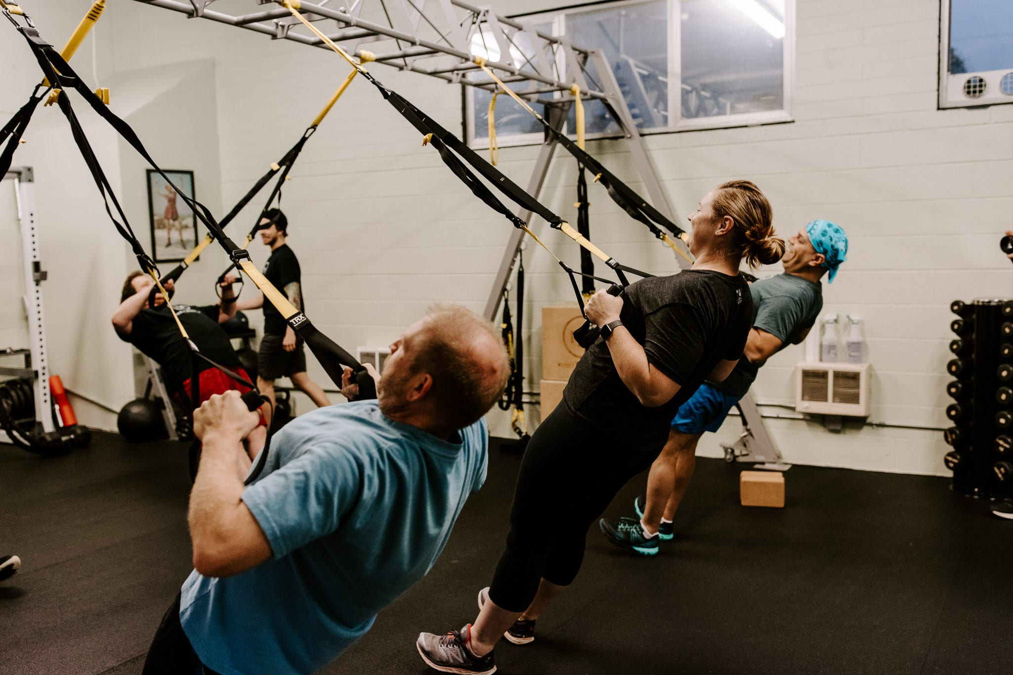 Group fitness workouts are cost-effective