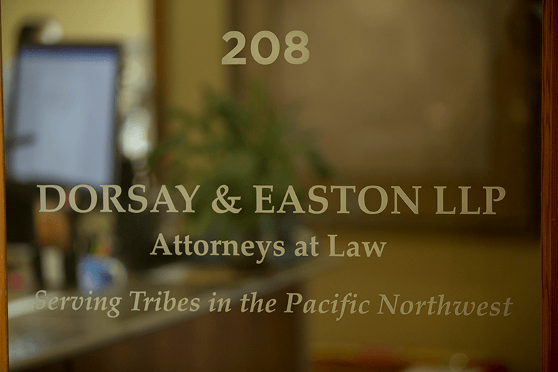 The Dorsay & Easton office is located in NE Portland