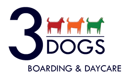 3 Dogs Boarding & Daycare logo